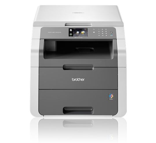 Brother MFP DCP-9015CDW color A4 Led
