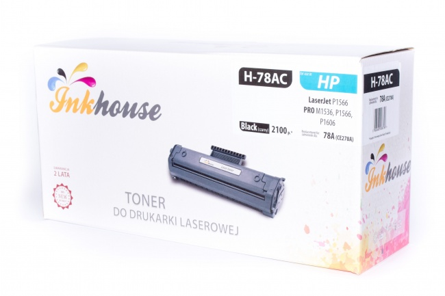 Toner Inkhouse HP [78A] CE278A